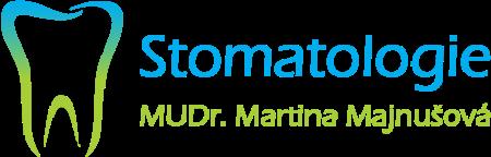 Logo Stomatologie Majnušová